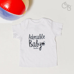 I Make Adorable Babies Flowy Tee