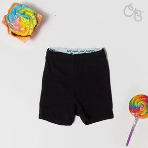 POSH Organic Shorts  - BLACK