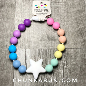 Baby Wearing Accessory Single Star by Chompy Chic