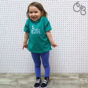 Fearless Girl Tee   Infant/Toddler