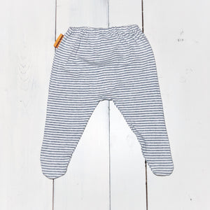 Natural Stripe Wobble Bottoms