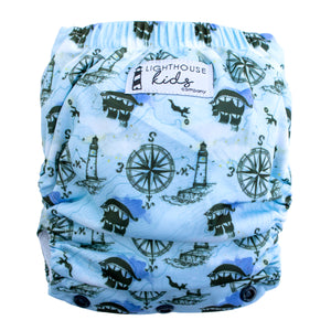 Lighthouse Kids Co Diapers AIOs