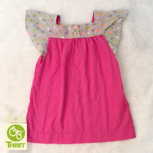 Thrifty Party Dress size 2T