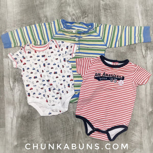 Play Clothes Set size 0-9M
