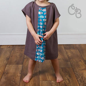 Organic Hedgehog Dress