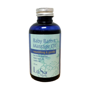 LuSa Baby Bath & Massage Oil