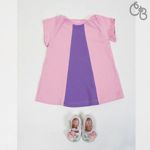 Organic Cotton Candy Dress