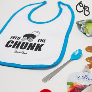 Feed the Chunk Bib