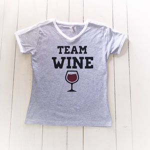 Team Wine Women's Shirt