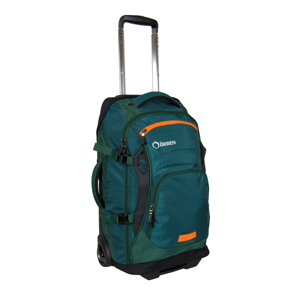 "WINDWALKER 22"" CARRY-ON WHEELED DUFFEL LUGGAGE"