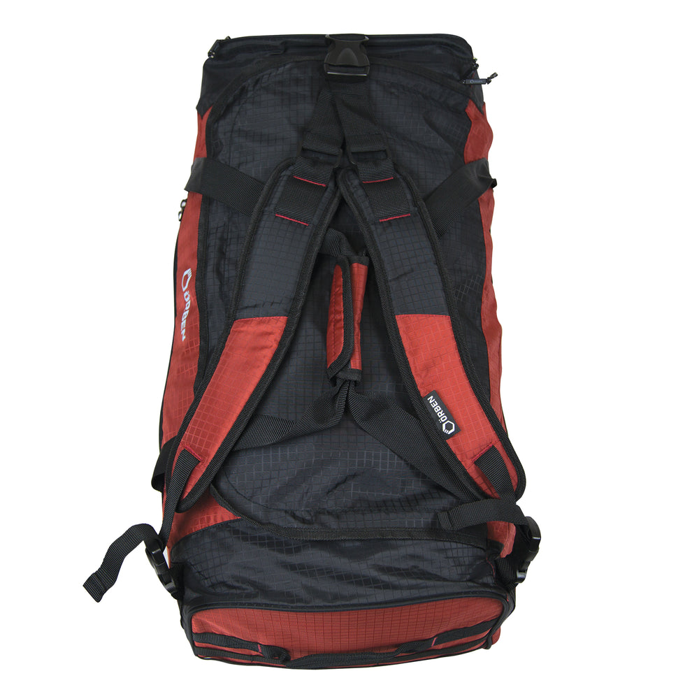 THOUSAND MILE DUFFEL BACKPACK