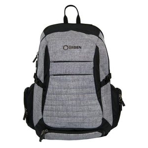 Wend Backpack - Heather Grey