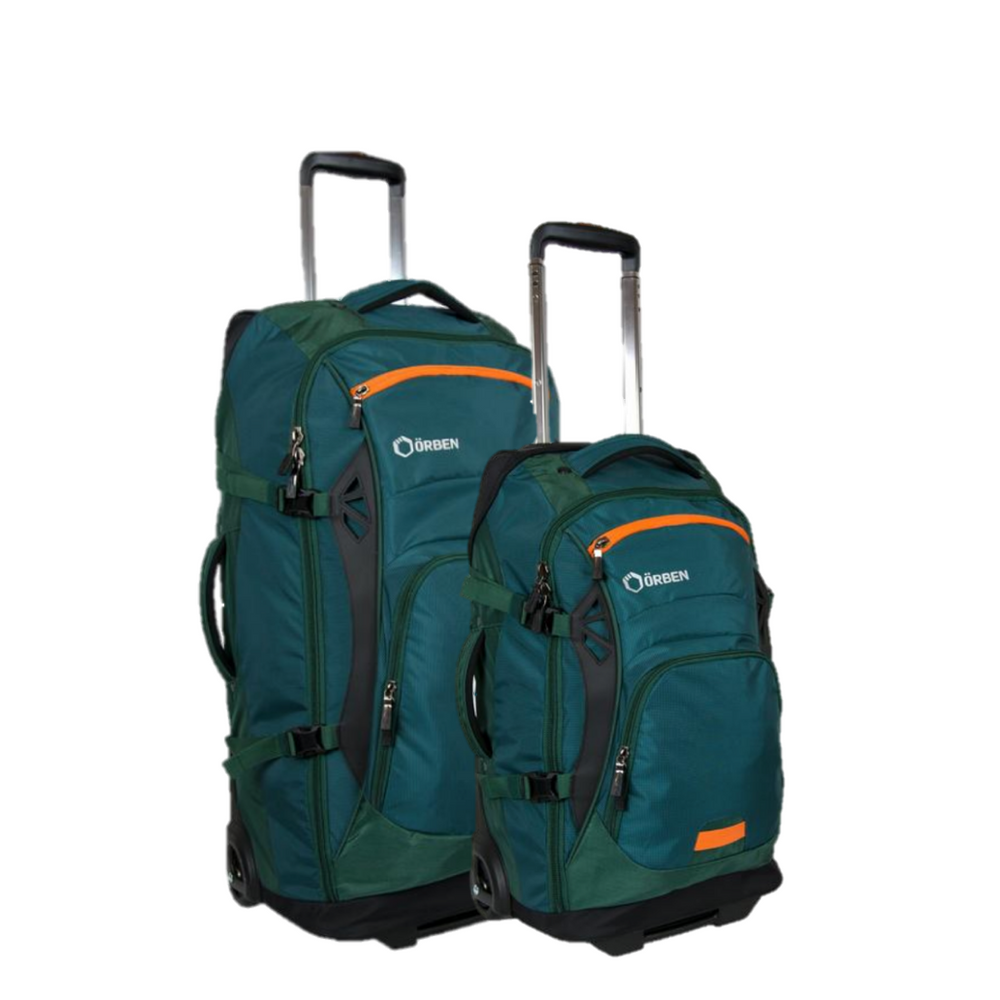 WINDWALKER LUGGAGE TRAVEL SET