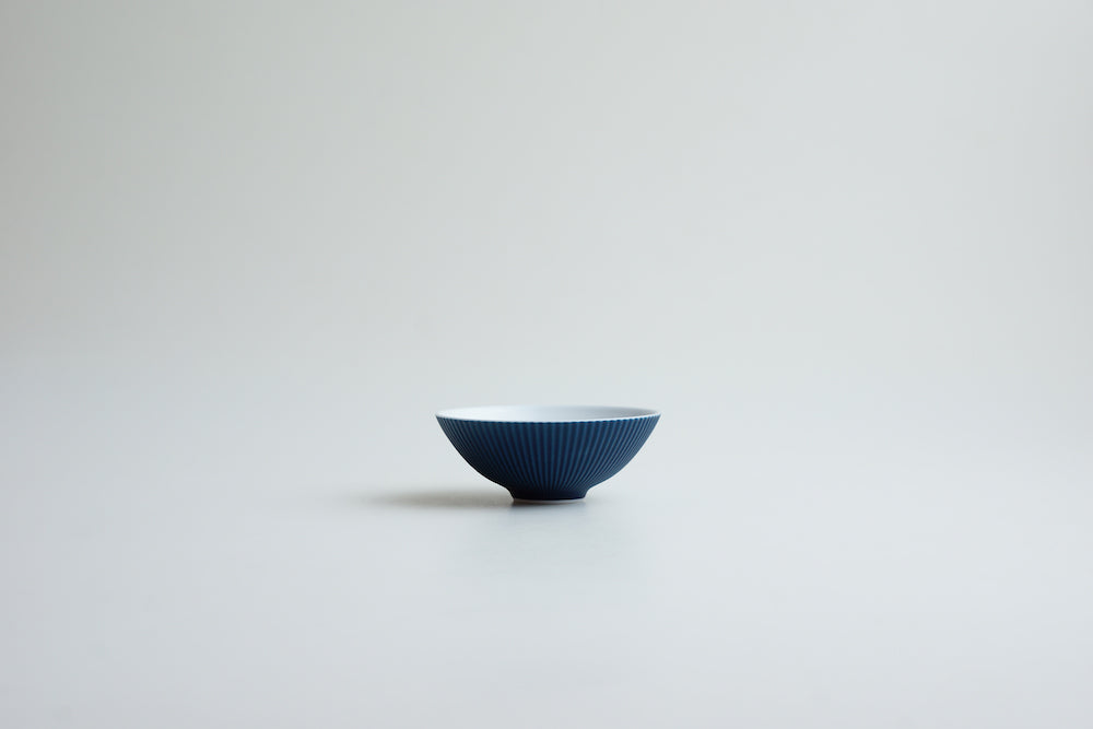 Blue mat small cup