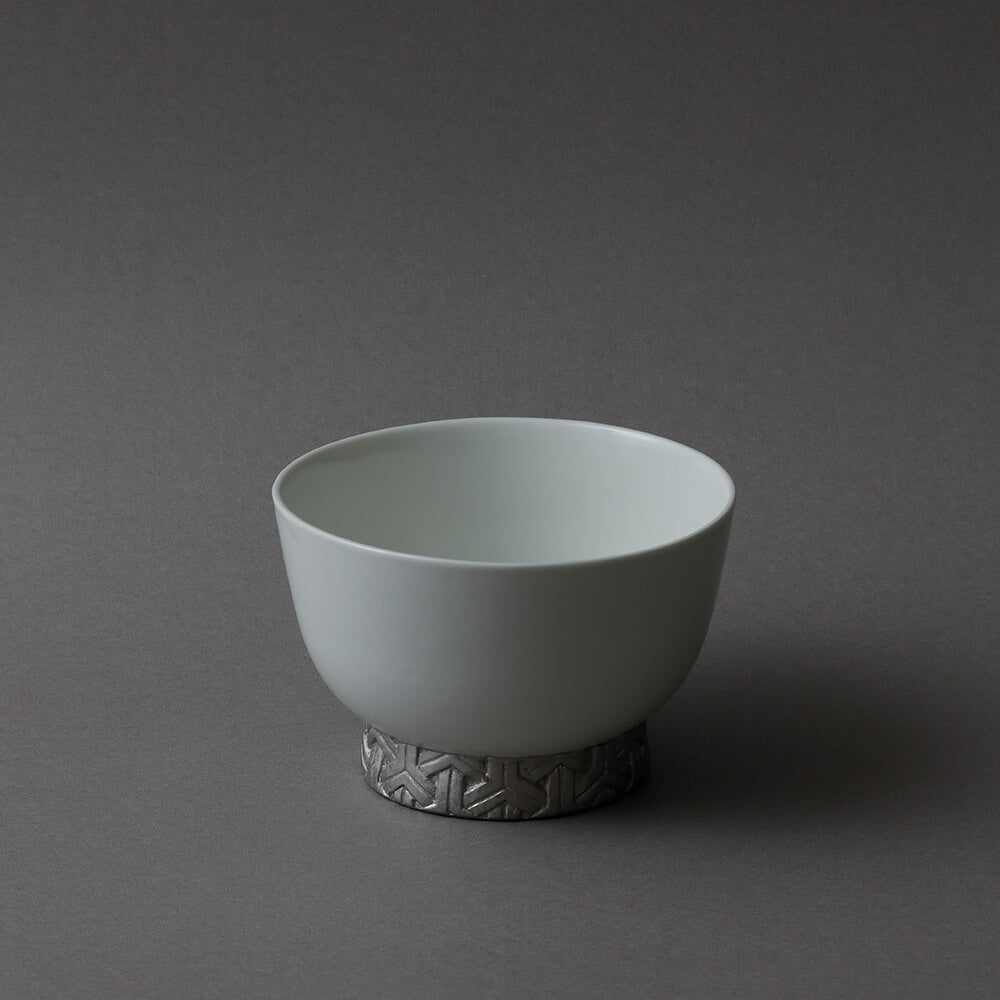 Bishamon bowl White