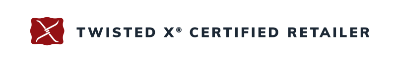 TwistedX® Certified Retailer