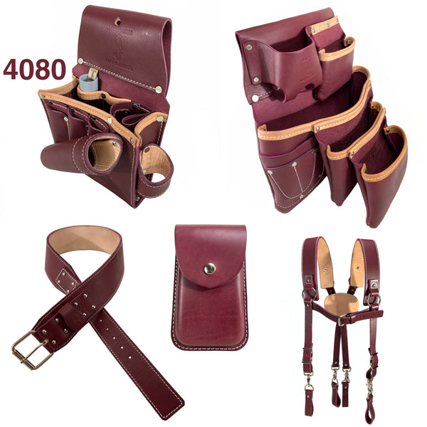 Jalzachih Leather Bros 4005 Compact Drywall Set Rigth Side.