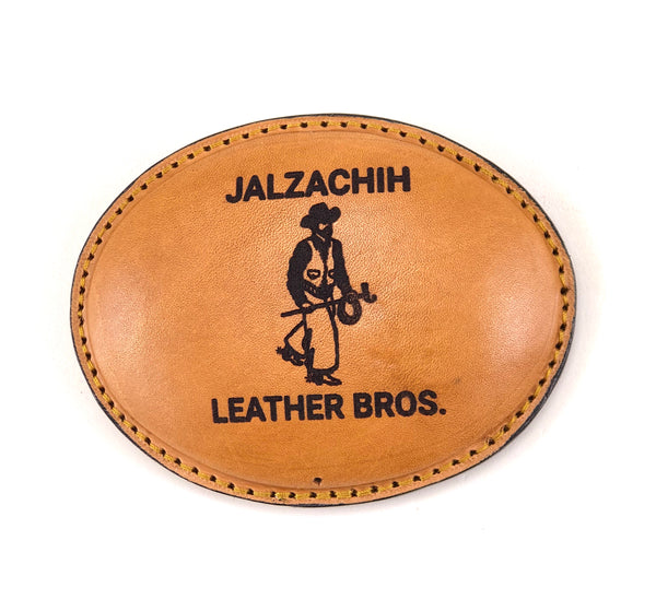 Jalzachih Leather Bros Leather Buckle