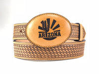 Arizona Leather Buckle