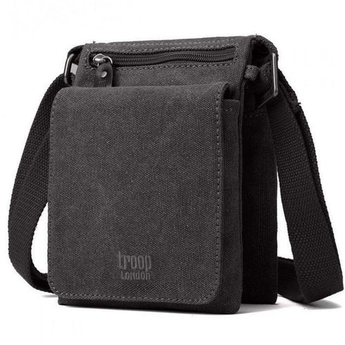 TROOP London - Classic Mini Body Bag - Black