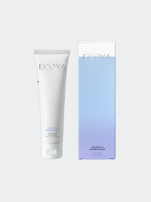 ECOYA Handcream - Coconut & Elderflower