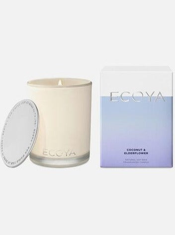 ECOYA Madison Jar - Coconut & Elderflower
