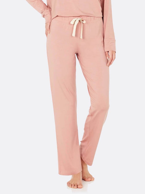 BOODY - Goodnight Sleep Pants Dusky Pink