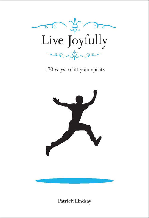 UB - Live Joyfully by Patrick Lindsay