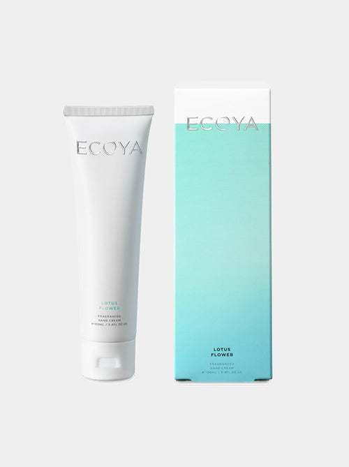 ECOYA Handcream - Lotus Flower