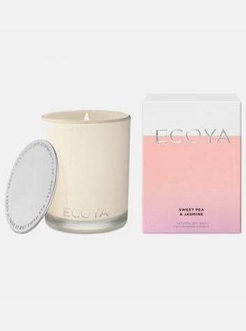 ECOYA Madison Jar - Sweet Pea & Jasmine