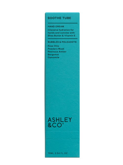 ASHLEY & CO Soothe Tube - Bubbles & Polkadots