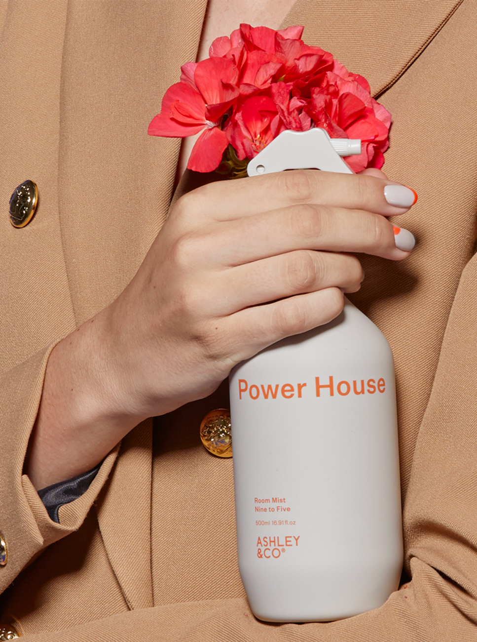 ASHLEY & CO - Power House - Nine to Five 500ml