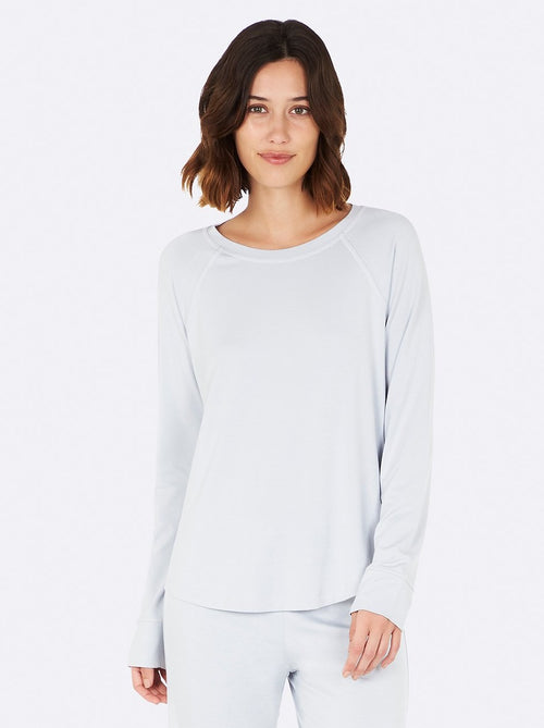 BOODY - Goodnight Raglan Sleep Top Dove
