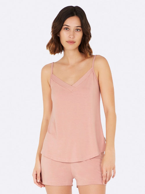 BOODY - Goodnight Sleep Cami Dusty Pink