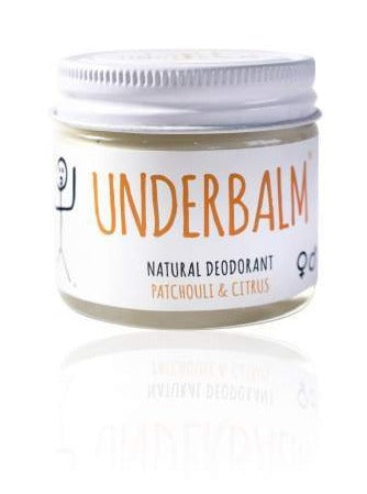 NO3 - Underbalm - Patchouli & Citrus