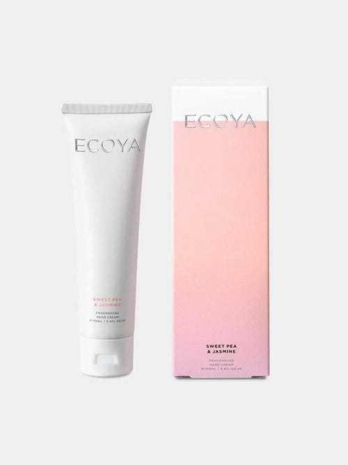 ECOYA Handcream - Sweet Pea & Jasmine