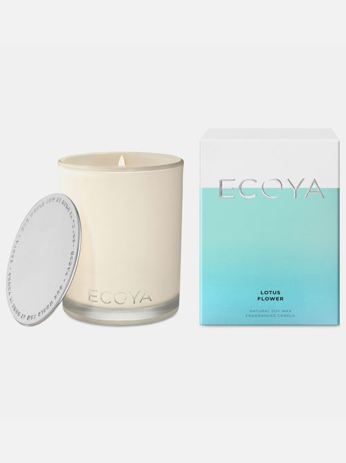 ECOYA - Mini Madison Jar Lotus Flower