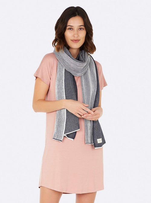 BOODY - Cosy Knit Wrap Storm