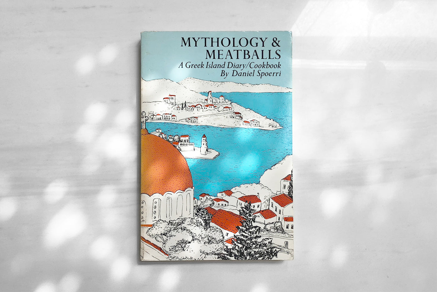 Mythology & Meatballs by Daniel Spoerri
