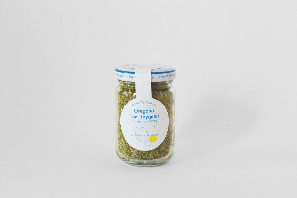 Oregano from Taygetus