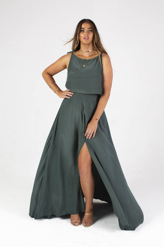 Fowler 2-Piece Gown