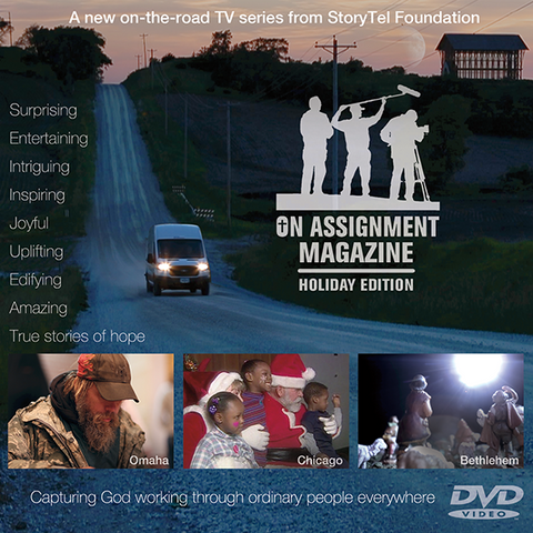 DVD: On Assignment Magazine Holiday Edition
