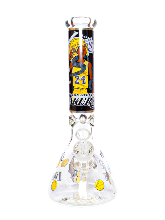 14″ Legendary Basketball Player Bong 7mm