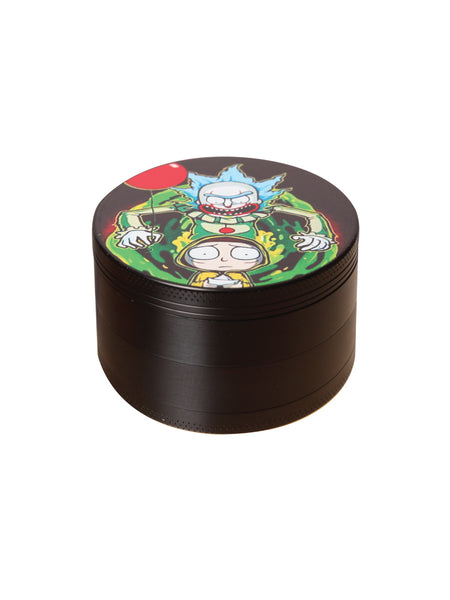 RM Blacked Out Grinder 4pts