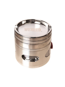 Chamber Click Grinder 4pts (Silver)