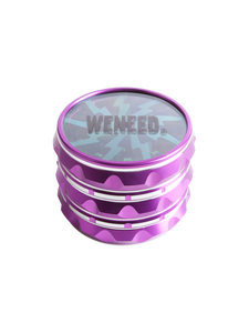 Weneed Power Grinder 4pts - Purple