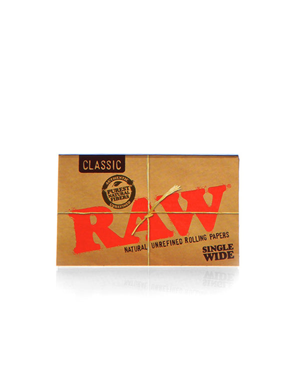 Classic Single Wide Size Rolling Papers