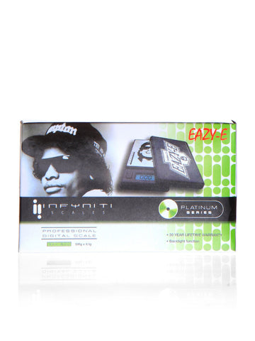 EAZY E Square Digital Pocket Scale - 500 g  0.1 g