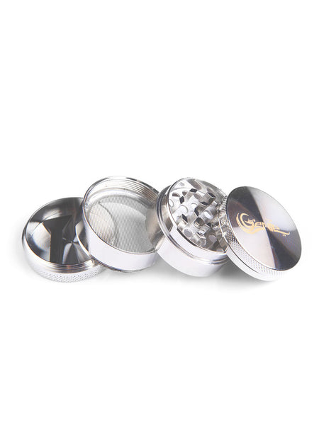 Polished Small Grinder - Silver