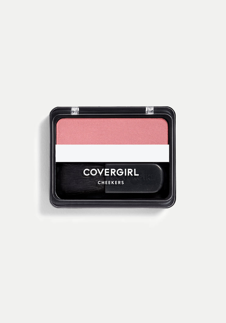 Cheekers Blendable Powder Blush <br> Deep Plum